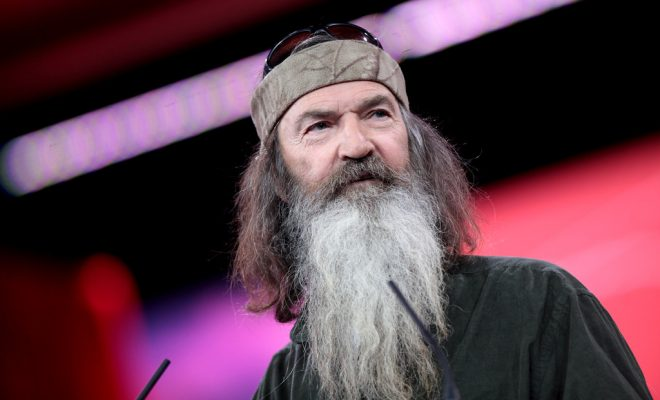 Phil Robertson of 'Duck Dynasty' Fame Reveals That He Has a 45-Year Old Too