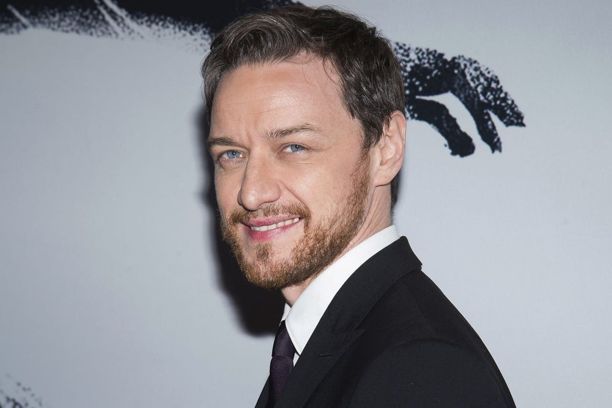 James McAvoy Age, Birt...