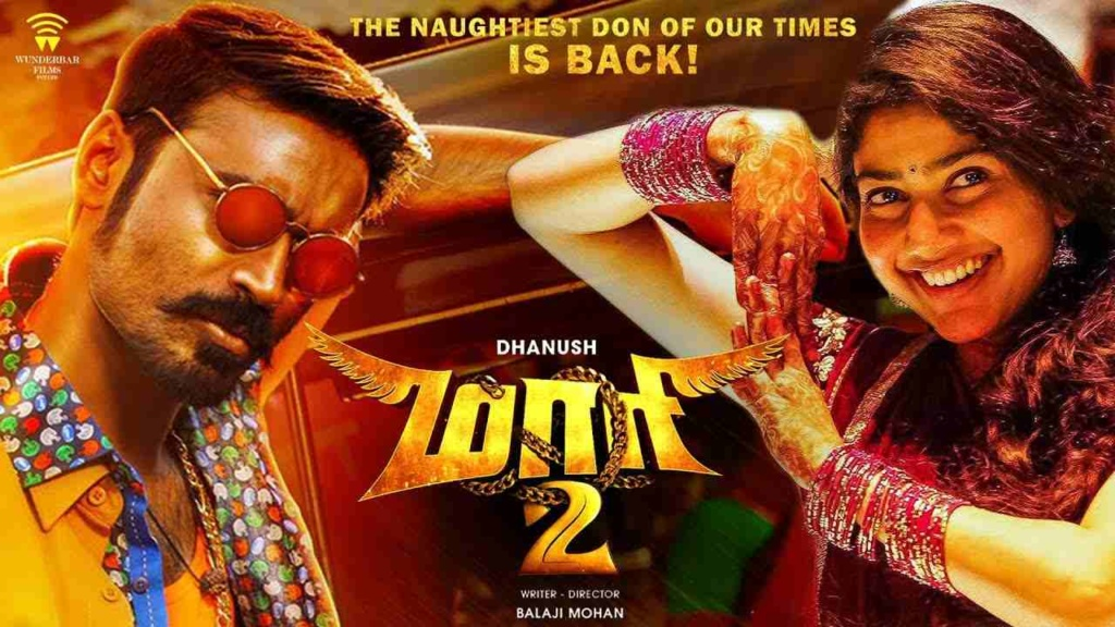 Maari 2 Review, Trailer, Boxoffice, Rating, Release Date And News