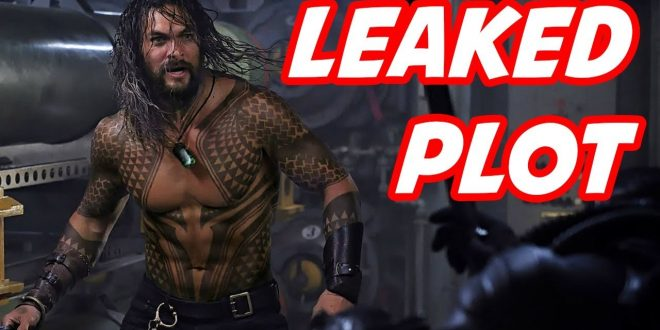 TamilRockers Aquaman Full Movie Watch Online HD Leaked!
