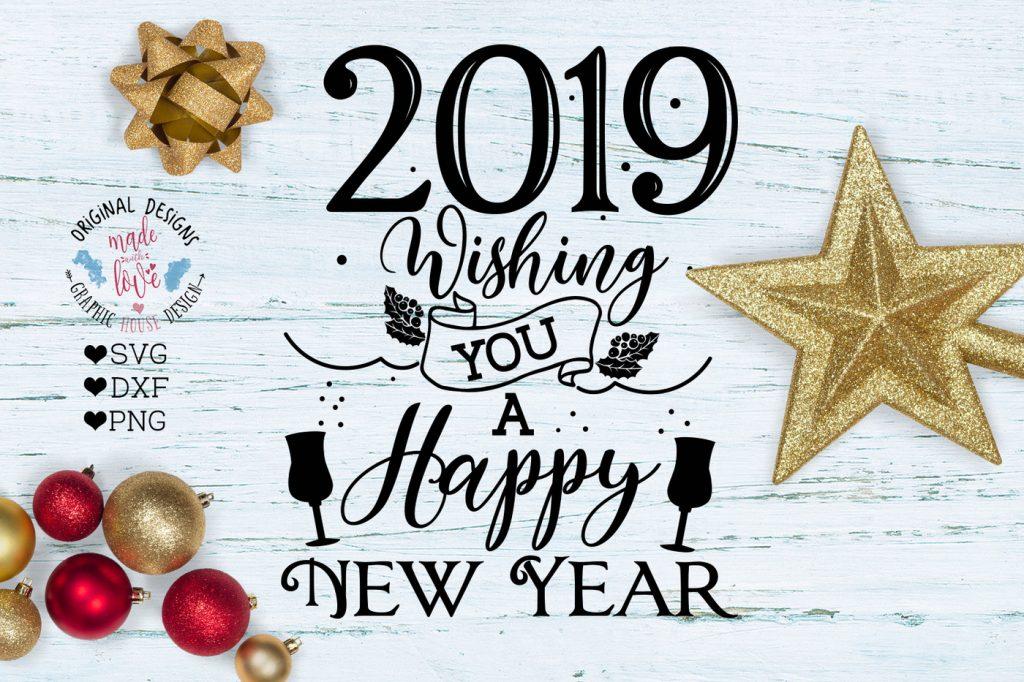 Gelukkig Nieuwjaar 2019 Wensen Groeten Afbeeldingen Citaten
