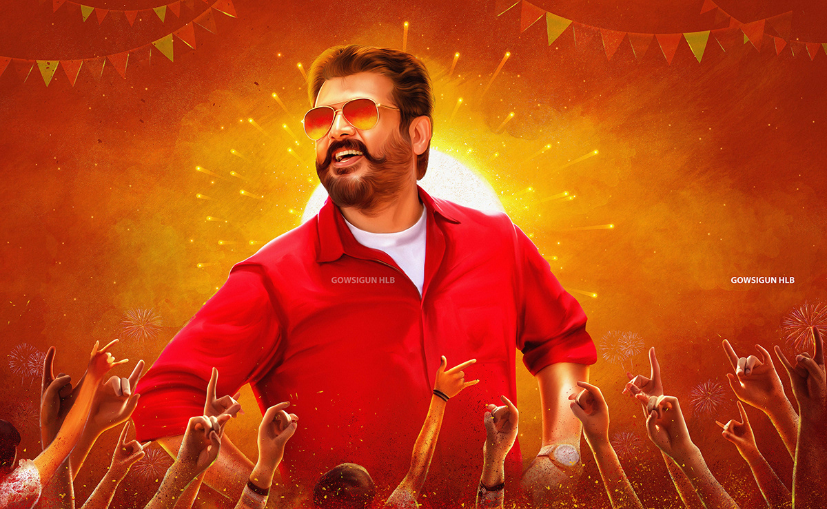 Viswasam Ajith Wallpaper Hd
