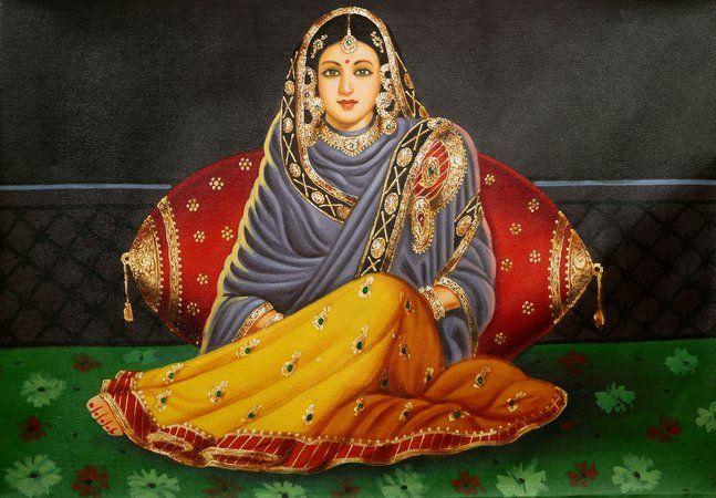 Gopikabai Image