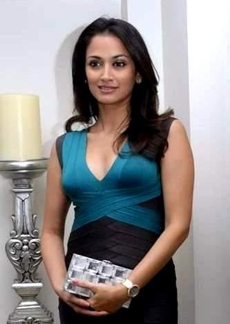 Gayatri Oberoi (nee Joshi) At Jimmy Choo Bash. Photo: Filmitadka
