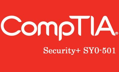 CompTIA SY0-501 Exam Preparation