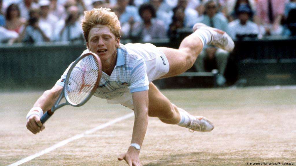 Boris Becker's biography