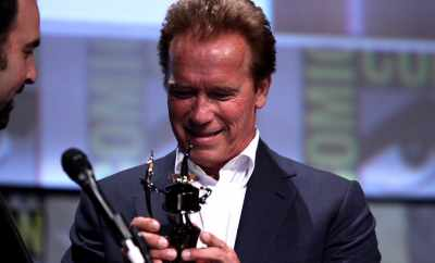 arnold schwarzenegger heart operations