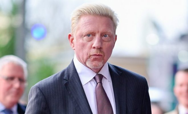 Boris Becker's biography