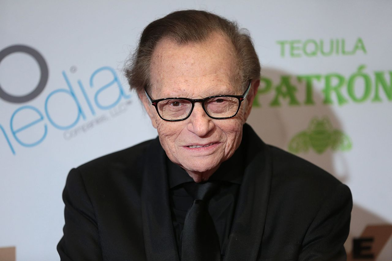 Larry King Died