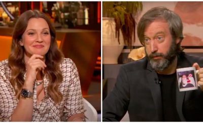 Drew Barrymore and Tom Green Reconnect on Her Talk Show After 15 Years of No Contact