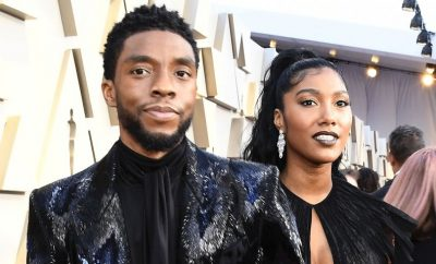 Chadwick Boseman secretly married Taylor Simone Leward
