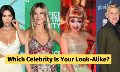 the celebrity look alike quiz