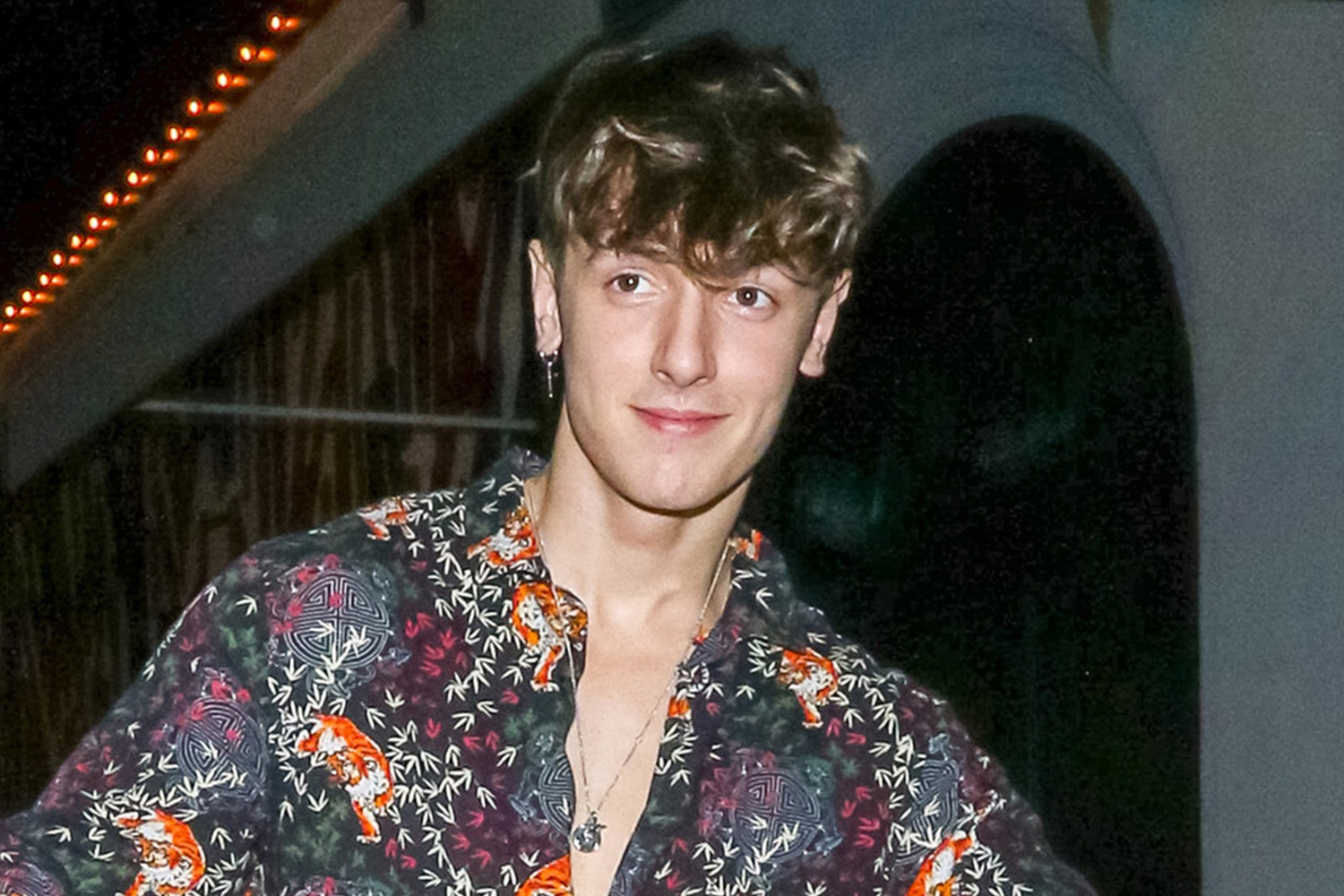 TikTok Star Bryce Hall Got His Power and Water Shut for Throwing Party