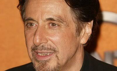 most celebrity Al Pacino