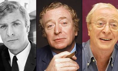 Michael Caine biography