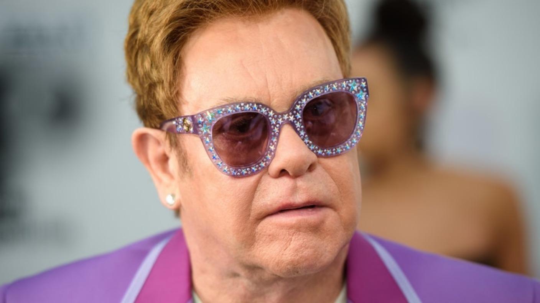 Elton John biography